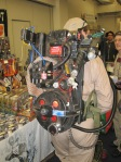 Ghostbuster Backpack weights over 35 pounds