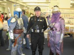 Jango Fett and the Star Wars Gang from 501st