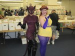 Catwoman and Silk Spectre (Watchmen)