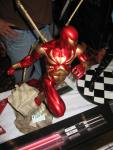 Montreal Toy Show Scarlet Spider-Man Statue