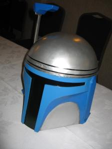 Montreal Toy Show Jango Fett Helmet