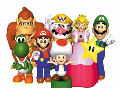 Super Mario Toys, Action Figures and Collectibles
