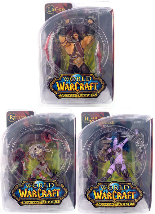 Buy World of Warcraft Action Figures