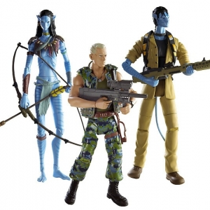 James Cameron's Avatar Action Figures