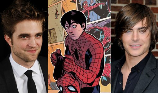 Spider-Man reboot: Who should play Peter Parker?