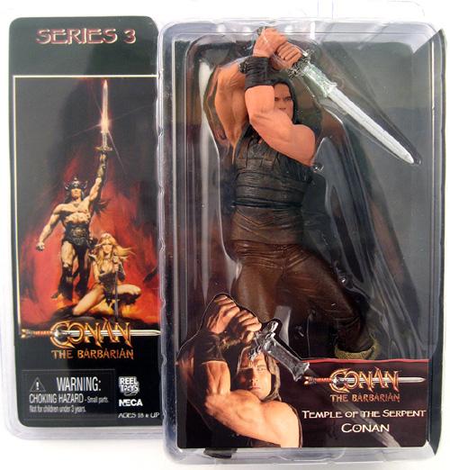 Conan the Barbarian Figure