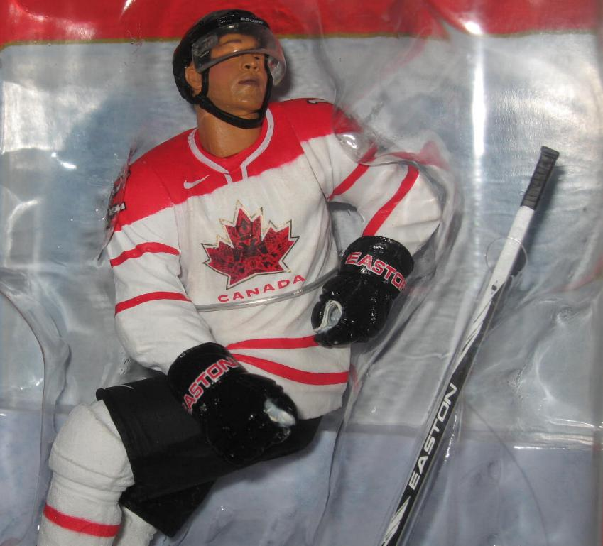 Jerome Iginla Figure Team Canada