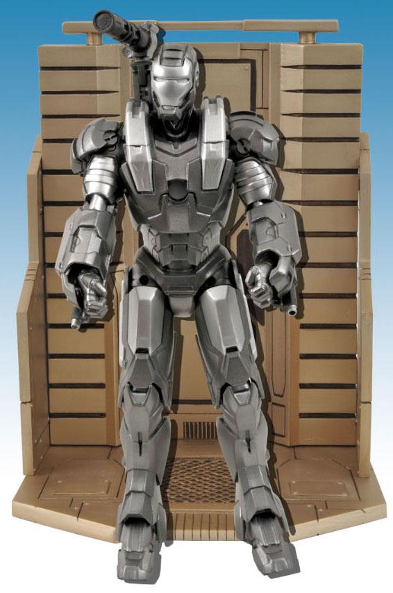 War Machine Figure
