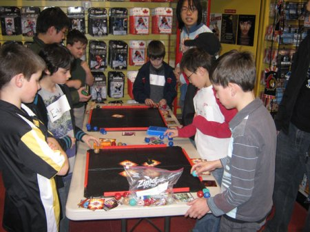 bakugan tournament