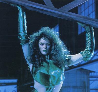 Brigitte Nielsen as She-Hulk
