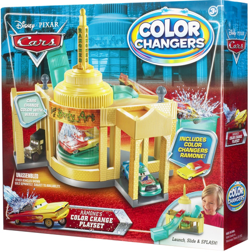 Ramone's Color Change Playset
