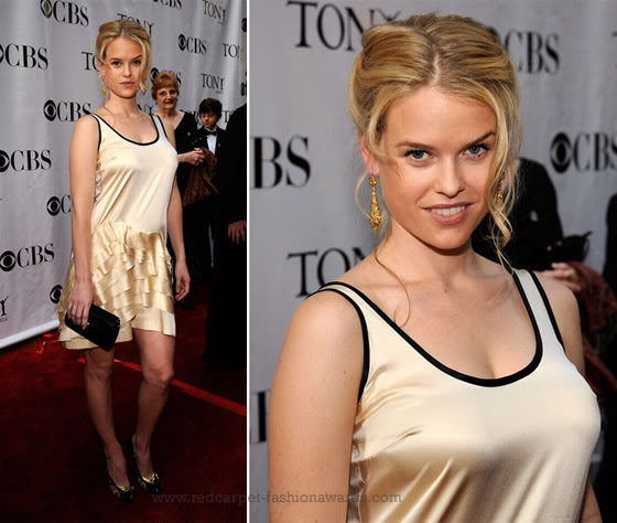 Alice Eve cast as White Queen