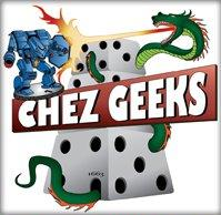 Chez Geeks Board to Death