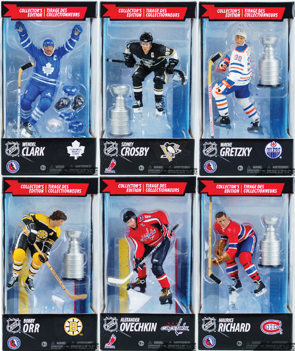 Canadian Exclusive McFarlane Figures