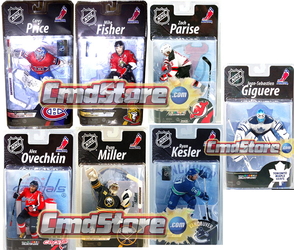 NHL McFarlane Hockey Series 26 Figures