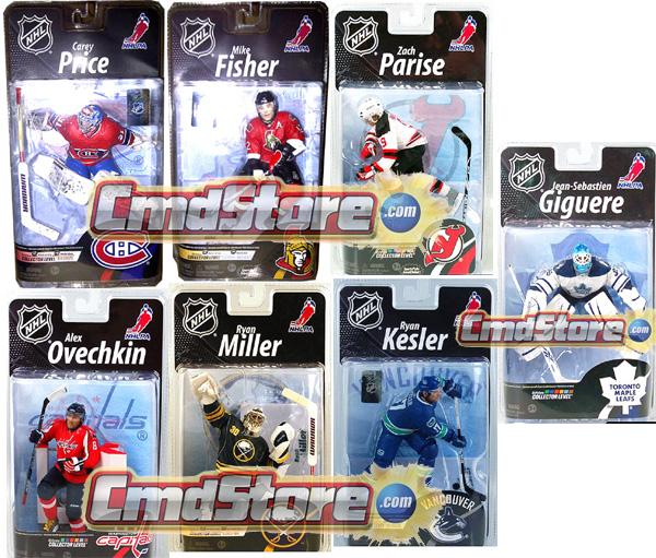NHL McFarlane Hockey Series 26 Figures