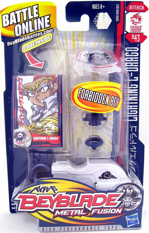 Lightning L-Drago Beyblade