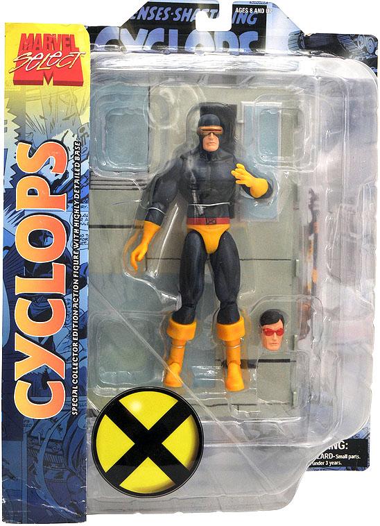 Classic Cyclops Marvel Select Figure