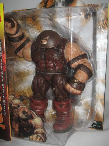 Juggernaut Marvel Select Figure