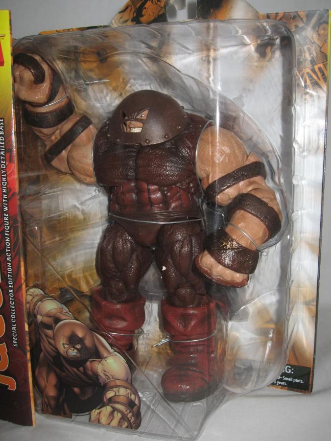 Juggernaut Marvel Select Figure