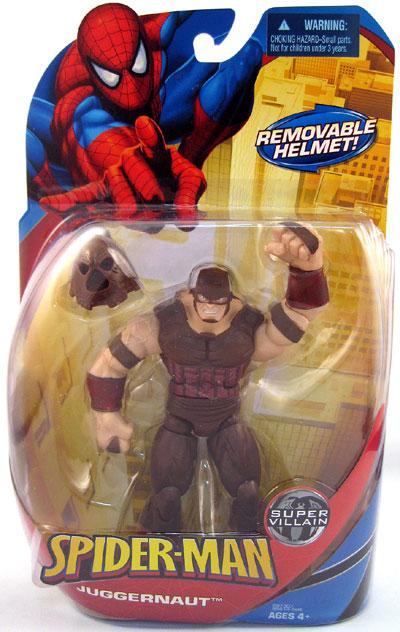 Juggernaut Spider-Man Figure