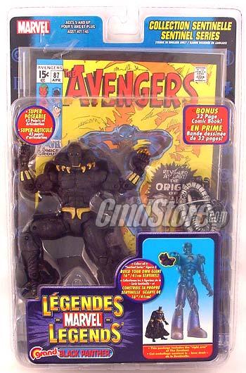 Black Panther Marvel Legends