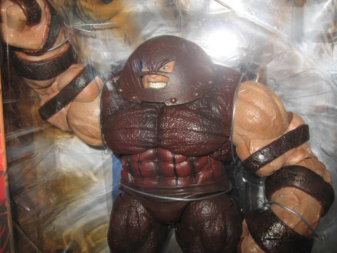 Marvel Select Juggernaut Figure