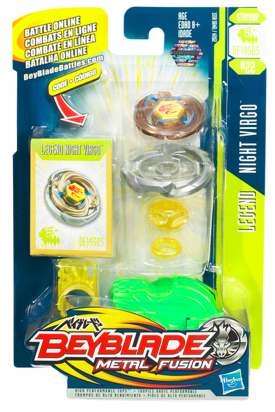 Beyblade Metal Fusion Legend