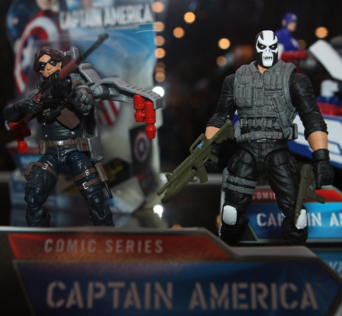 Crossbones 3.75 Inch Action Figure