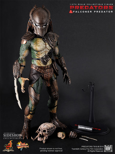 Falconeer Predator 12 Inch Hot Toys Figure