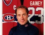 Bob Gainey Hockey player