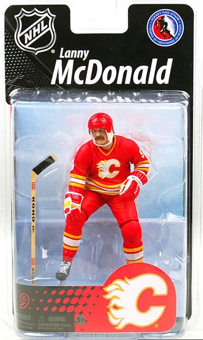 Lanny McDonald Calgary Flames Figure