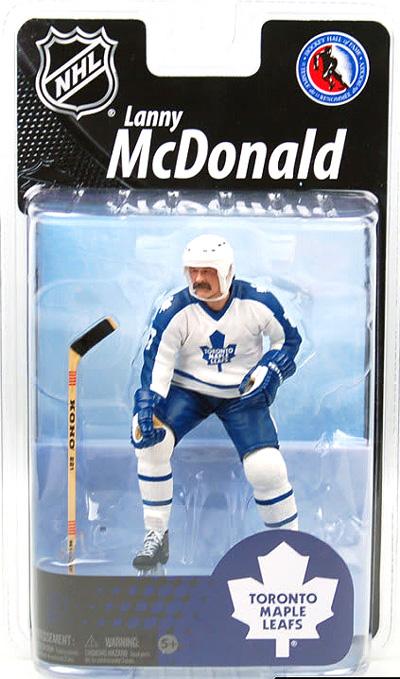 Lanny McDonald Toronto Maple Leafs Figure
