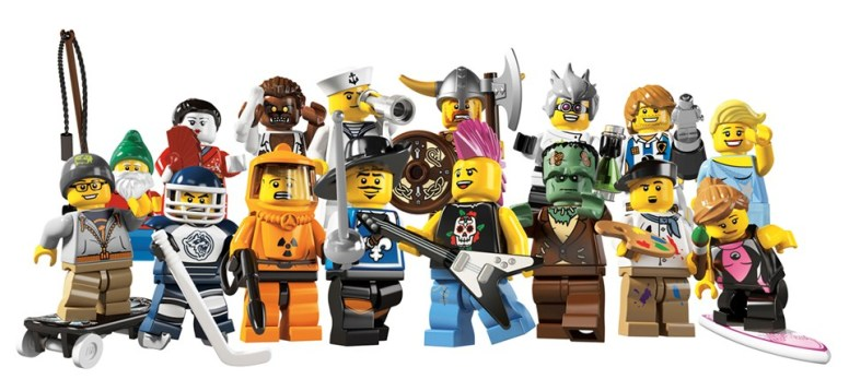 Lego Minifigures Mini Figures Series 4