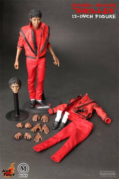 Michael Jackson Thriller Hot Toys 12 Inch Figure