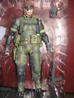 Snake Jungle Fatigues Action Figure