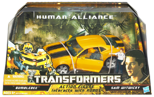 Transformers 2010 Human Alliance
