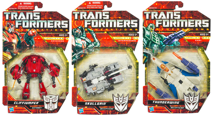 Transformers Generations 6 Inch Action Figure Deluxe Class