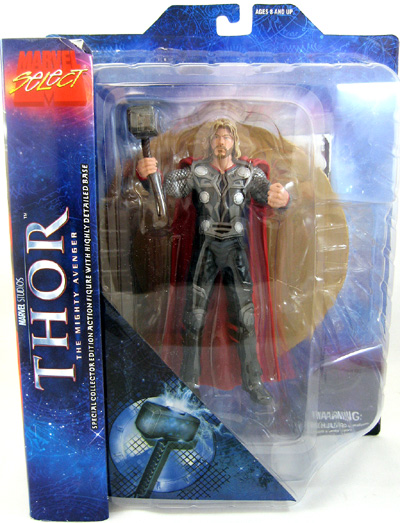 Thor Marvel Select Figure