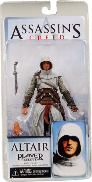 Assassin's Creed Action Figures: Altair