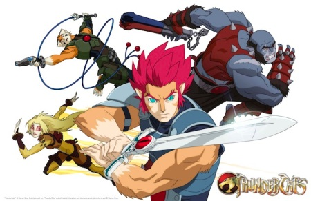 Thundercats Toys 2011 on Thundercats 2011 Will Feature The New Adventures Of The Characters We