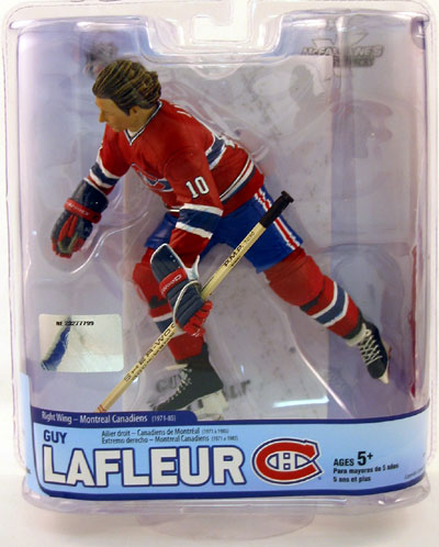 Guy Lafleur Action Figure NHL