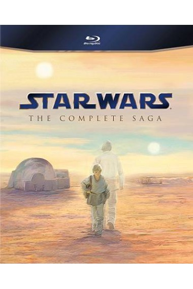 Star Wars: The Complete Saga (Blu-ray) (Widescreen)