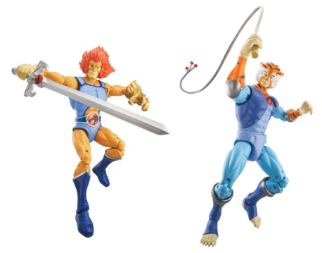 Thundercats Figures on New Thundercats Figures