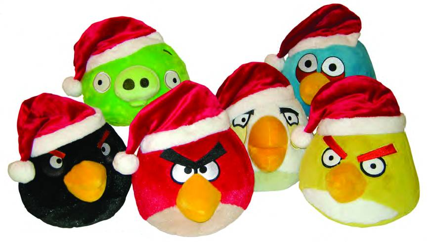 An Angry Birds Winter and Christmas | CmdStore