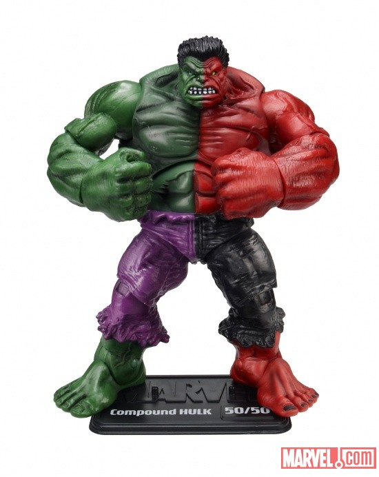 compound hulk figure loose