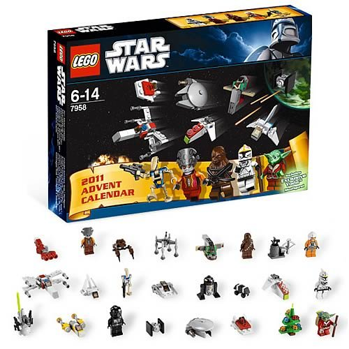 lego star wars advent calendar 7958 cmdstore. Black Bedroom Furniture Sets. Home Design Ideas