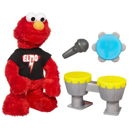 Let's Rock Elmo Toy