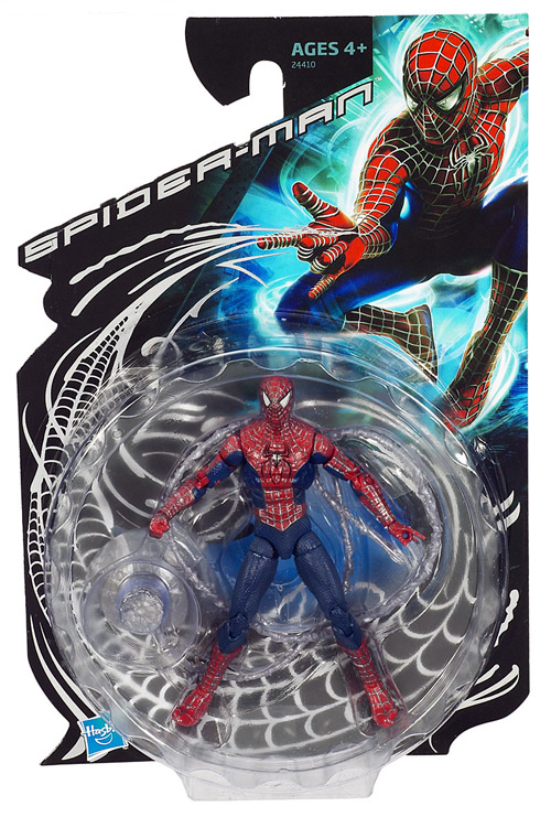 Spider-man 2012 Action Figures