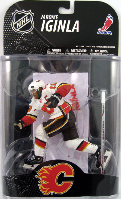 Jarome Iginla NHL Hockey Figure